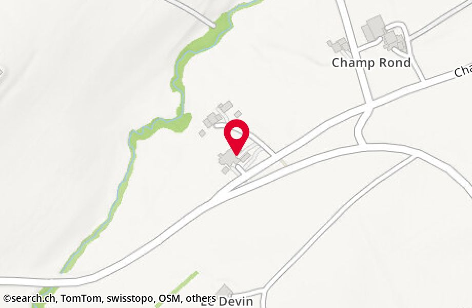 Champ Rond 6, 1535 Combremont-le-Grand