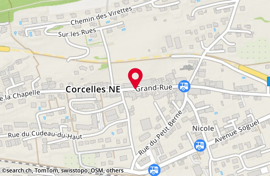 Grand-Rue 62, 2035 Corcelles