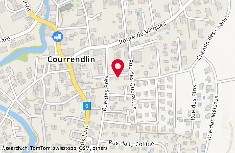 Rue des Vergers 4, 2830 Courrendlin