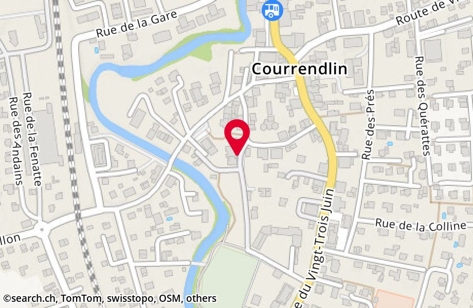 rue du Cornat 17, 2830 Courrendlin