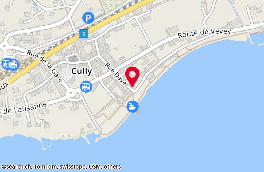 Place d'Armes 6, 1096 Cully