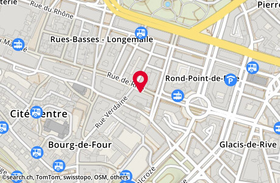 2152a31279eab1 rue de Rive 16, 1204 Genève