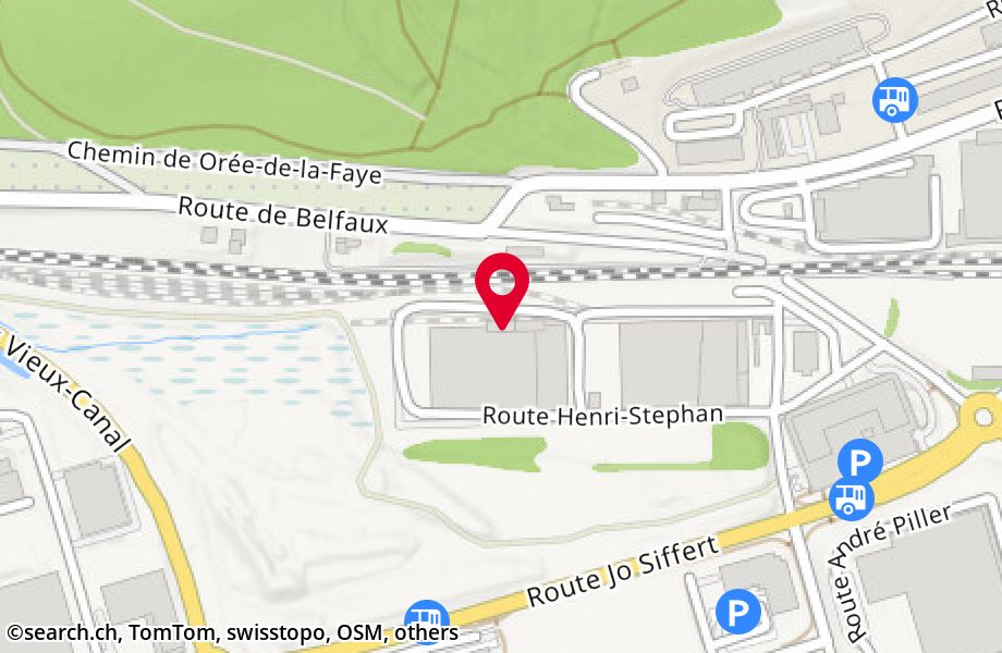 Route Henri-Stephan 12, 1762 Givisiez