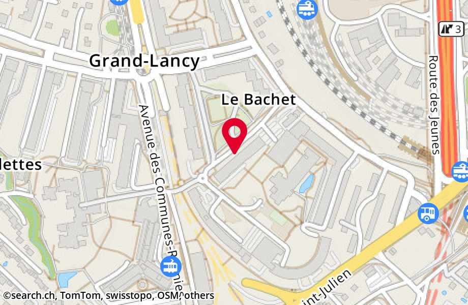 Chemin des Pontets 11, 1212 Grand-Lancy