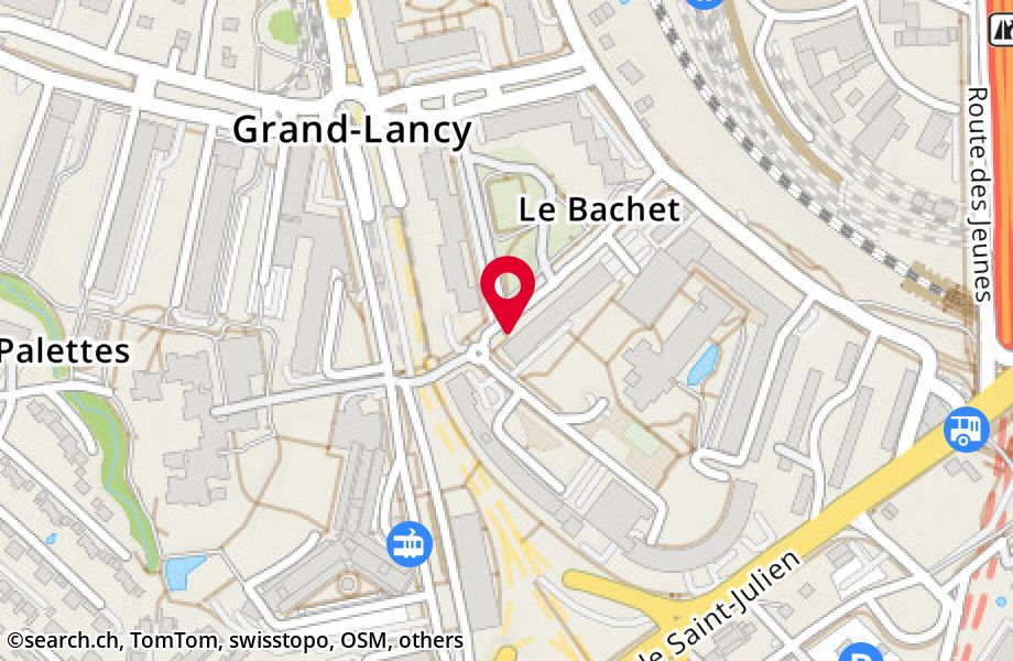 Chemin des Pontets 17, 1212 Grand-Lancy