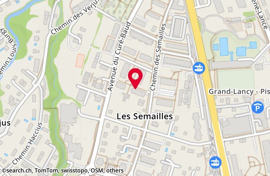 Chemin des Semailles 14, 1212 Grand-Lancy
