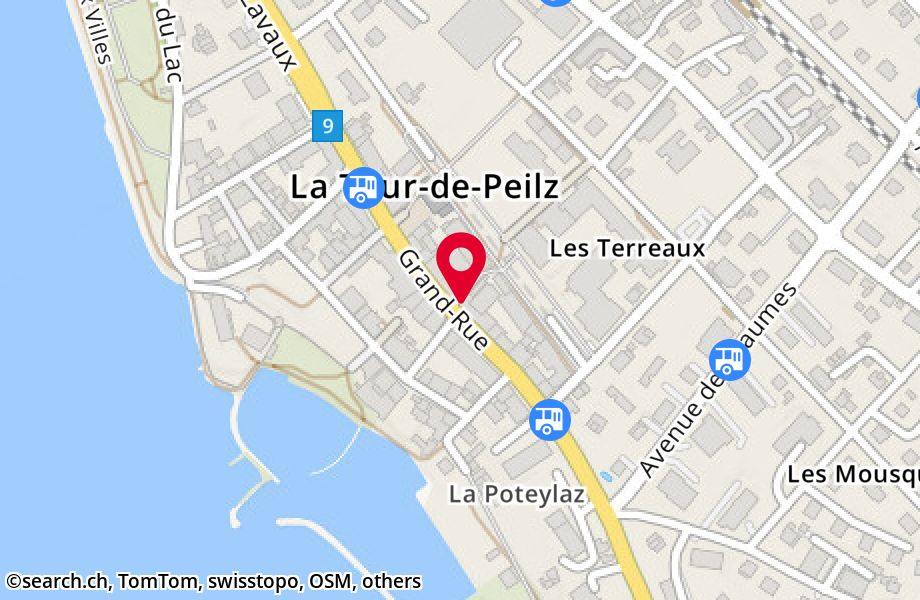 Grand-Rue 22, 1814 La Tour-de-Peilz
