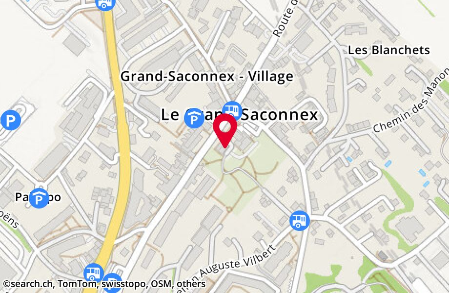 Route de Colovrex 18, 1218 Le Grand-Saconnex