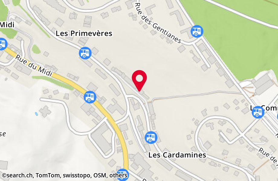 Rue des Cardamines 26, 2400 Le Locle