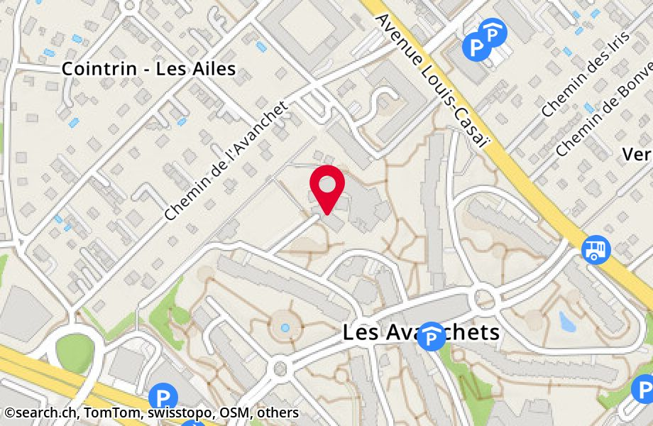 Rue du Grand-Bay 13, 1220 Les Avanchets