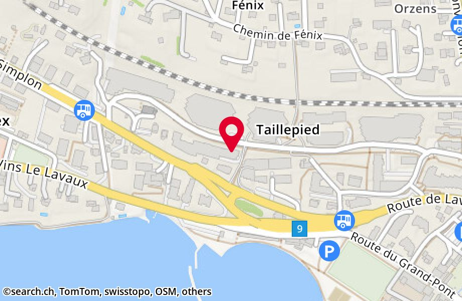 Route de Taillepied 44, 1095 Lutry