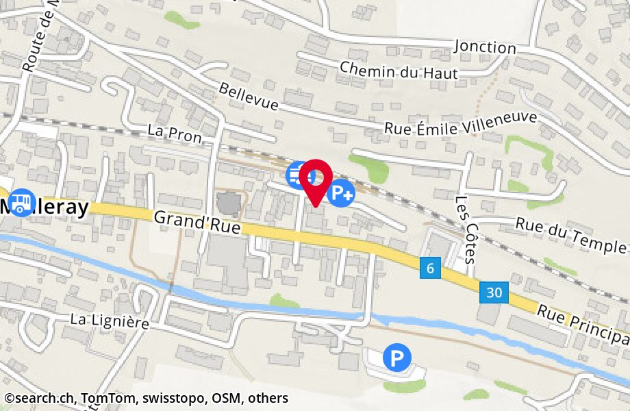 place de la Gare 3, 2735 Malleray