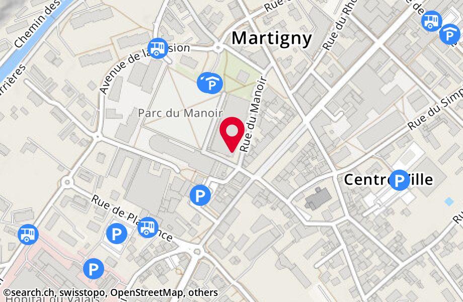 b176d2c19189bd rue du Manoir 1, 1920 Martigny