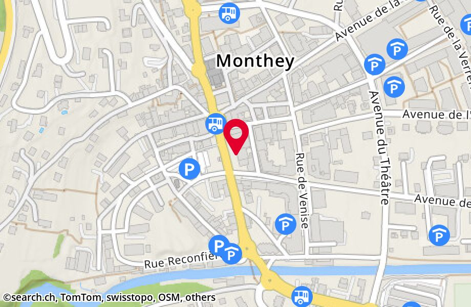 Place Centrale 7, 1870 Monthey