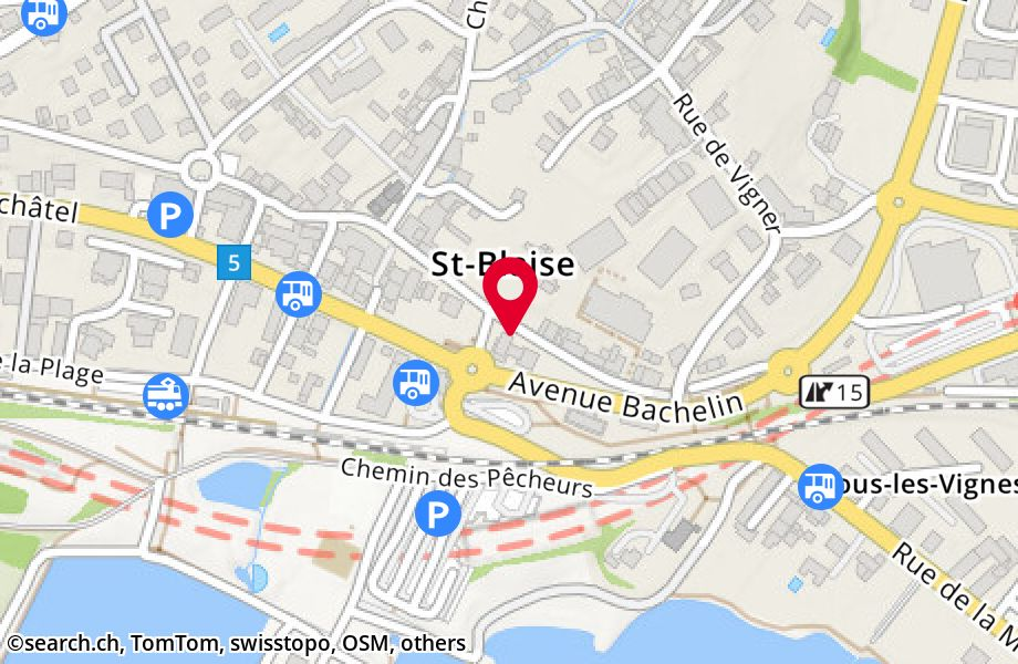 Grand'Rue 28, 2072 St-Blaise