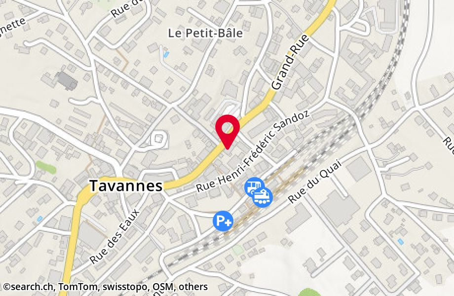 Grand-Rue 22, 2710 Tavannes