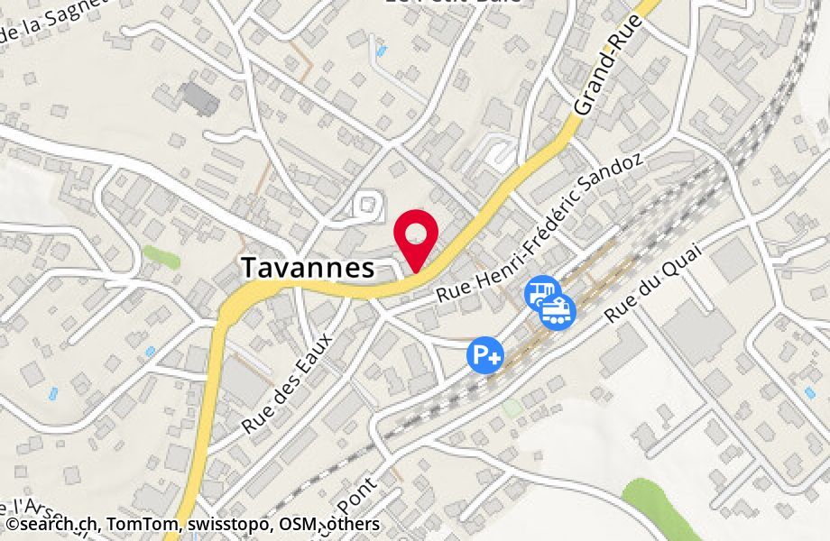 Grand-Rue 9, 2710 Tavannes