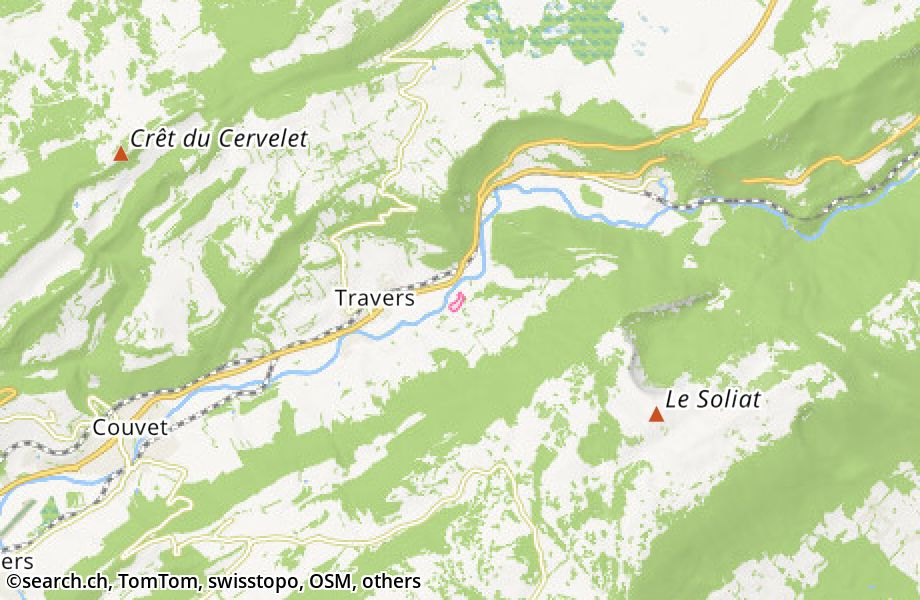 Vers-chez-Montandon, 2105 Travers