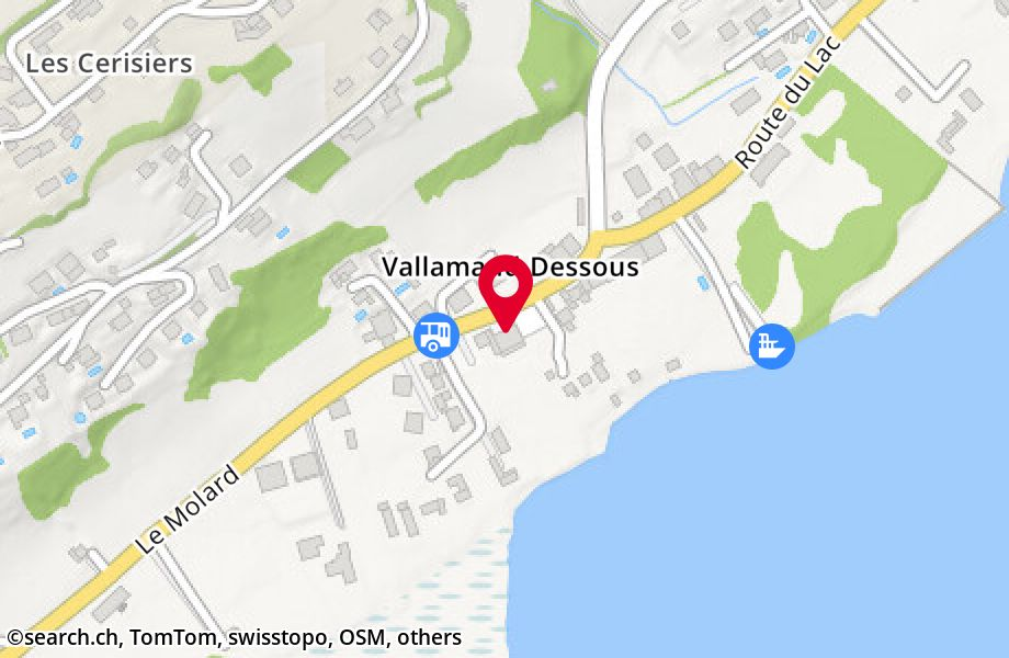 Vallamand-Dessous 28, 1586 Vallamand