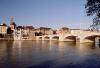 Mittlere Brücke mit Grossbasel