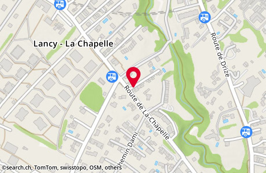 route de La-Chapelle 41, 1212 Grand-Lancy