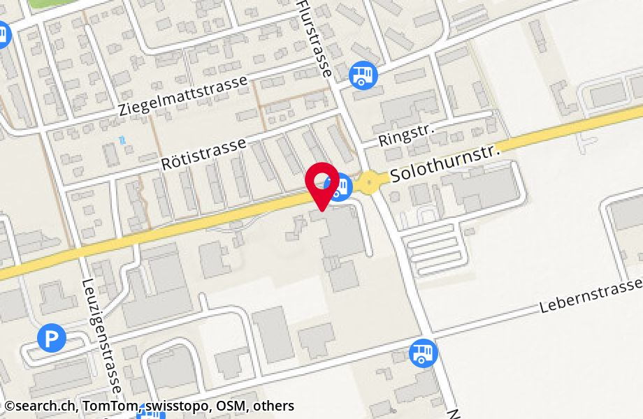 Solothurnstrasse 172, 2540 Grenchen