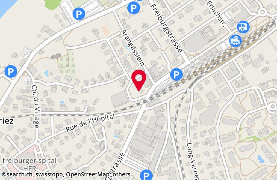 Map of Murten - Michelin Murten map - ViaMichelin