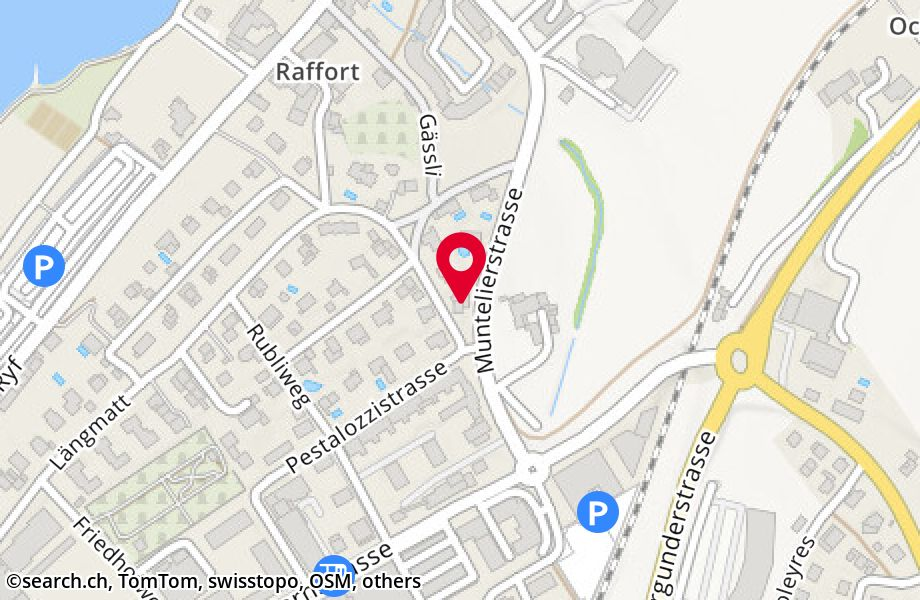 Danceorama Murten - Google My Maps