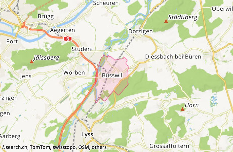 3292 Busswil