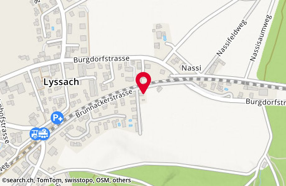 Brunnackerstrasse 20, 3421 Lyssach