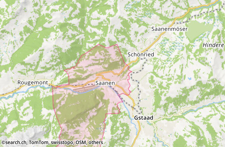 HUUS Gstaad searchch