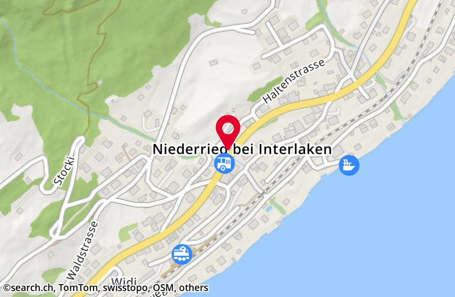 Hauptstrasse 19, 3853 Niederried b. Interlaken