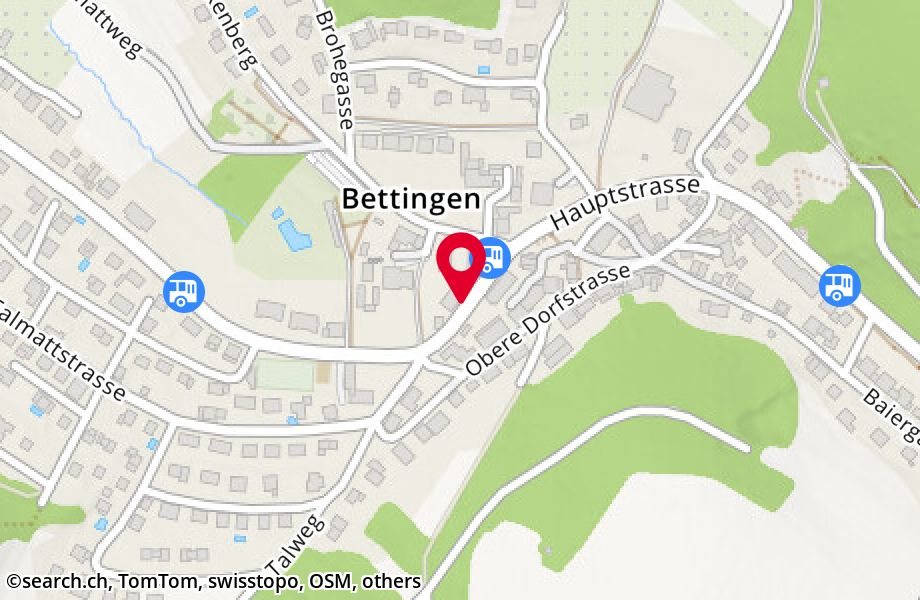 Hauptstrasse 77, 4126 Bettingen