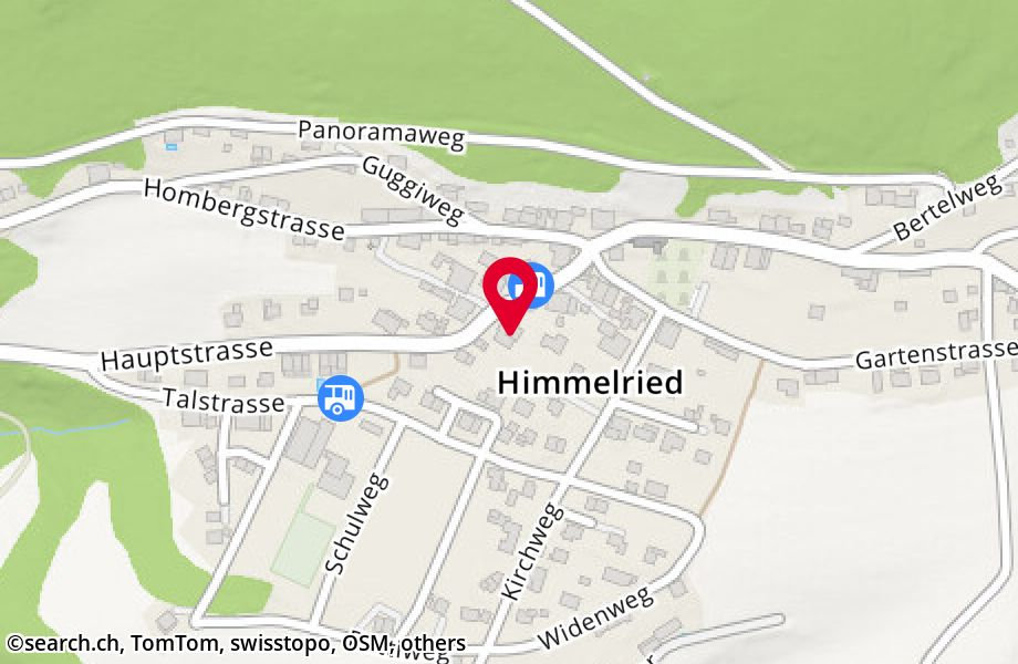 Hauptstrasse 74, 4204 Himmelried