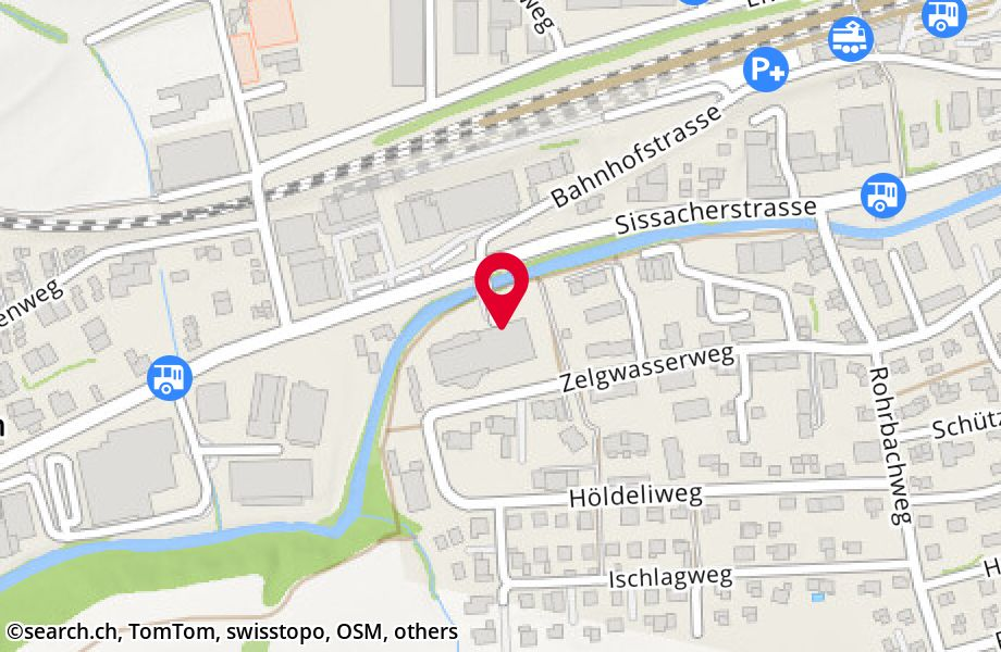 Sissacherstrasse 15, 4460 Gelterkinden