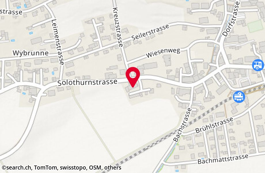 Solothurnstrasse 21, 4536 Attiswil
