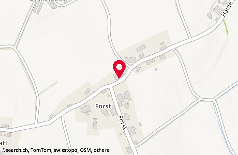 Forst 101, 4922 Thunstetten