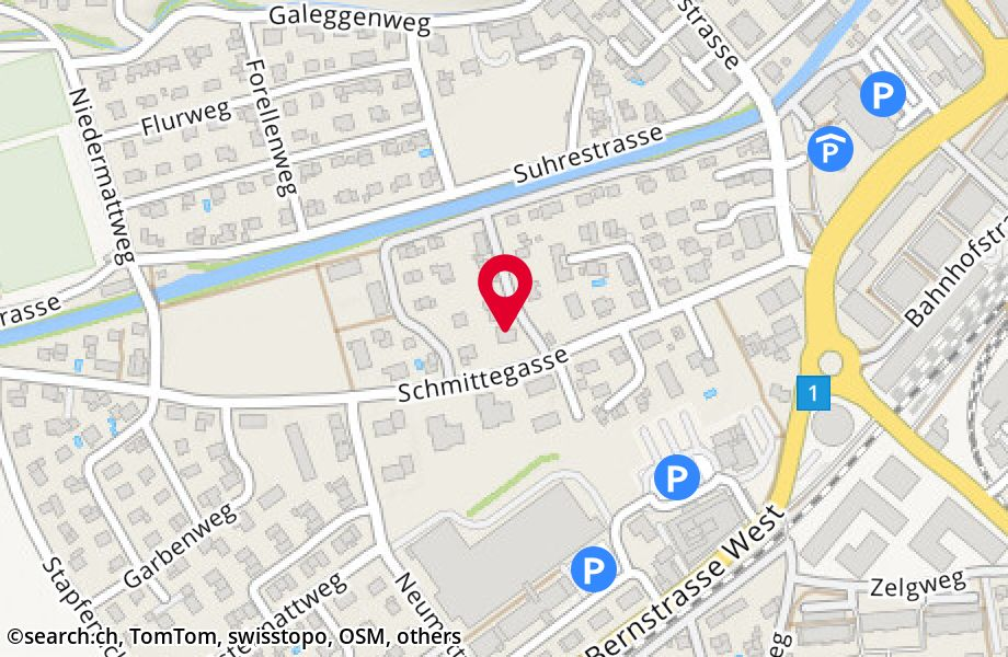 Fahner, Eveline (-Dreier) - search.ch