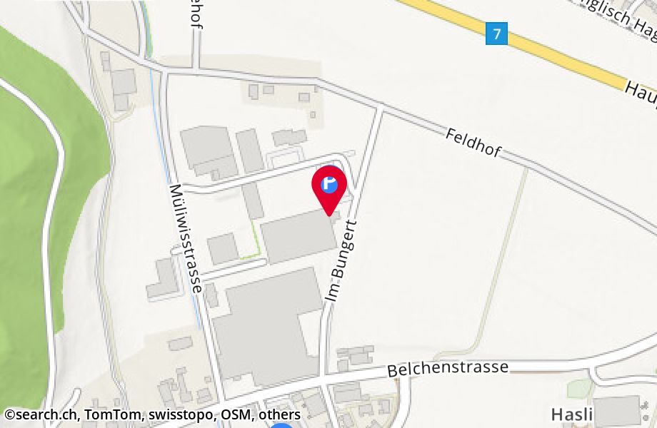 Museumstrasse 1, 5467 Fisibach