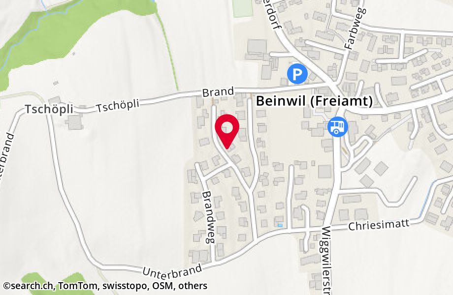 Brand 12, 5637 Beinwil (Freiamt)