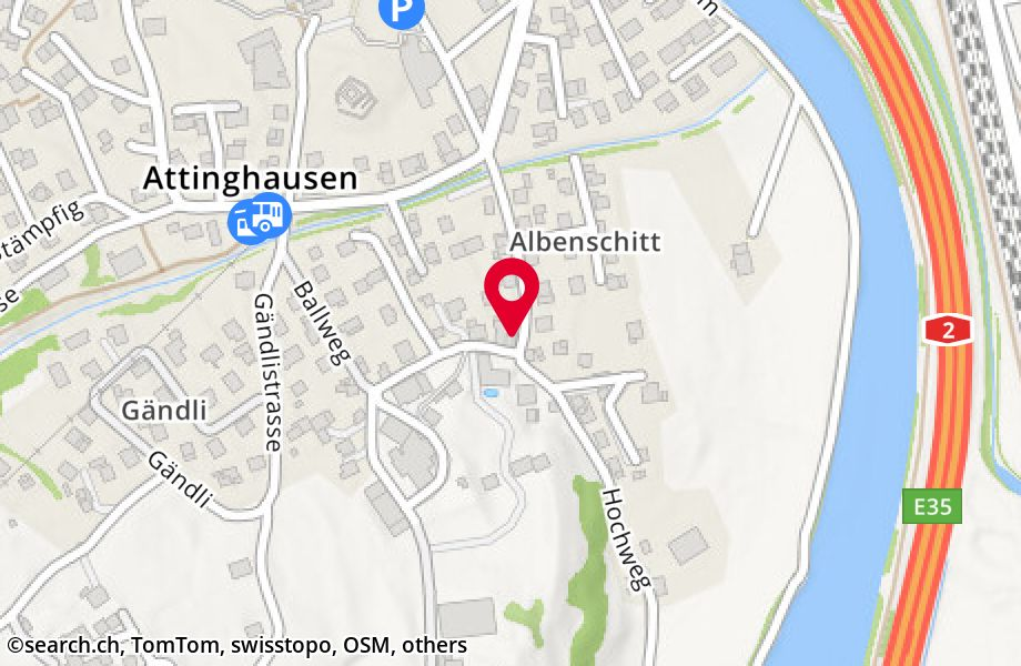 Freiherrenstrasse 16, 6468 Attinghausen