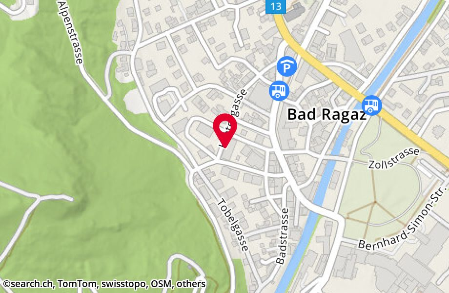 Hintergasse 15B, 7310 Bad Ragaz