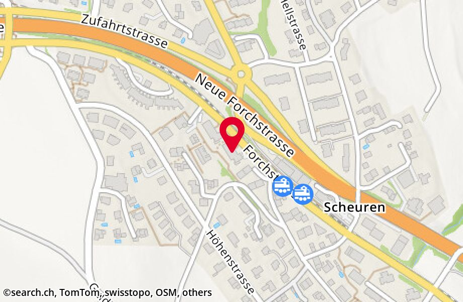 Forchstrasse 121, 8127 Forch