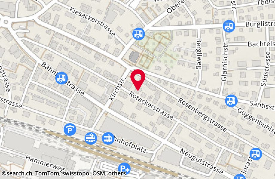 Rotackerstrasse 32, 8304 Wallisellen