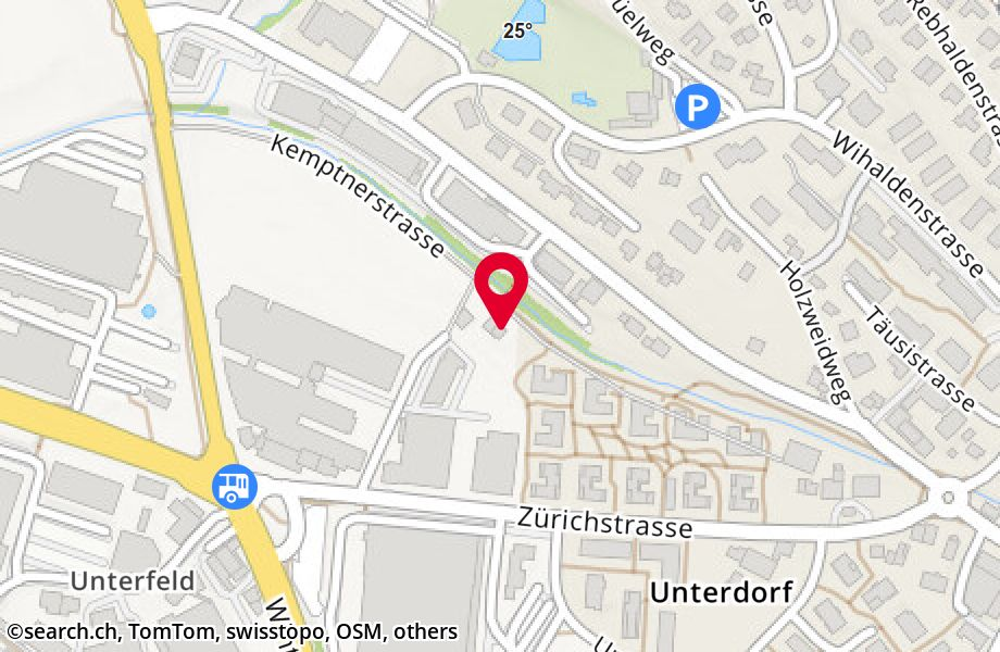 Kemptnerstrasse 9a, 8340 Hinwil