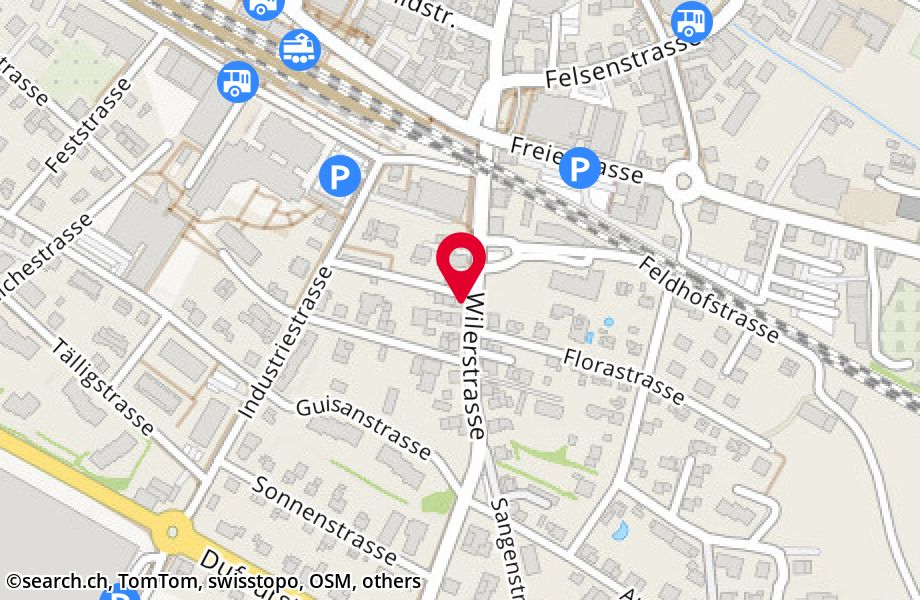 Wilerstrasse 12, 8570 Weinfelden