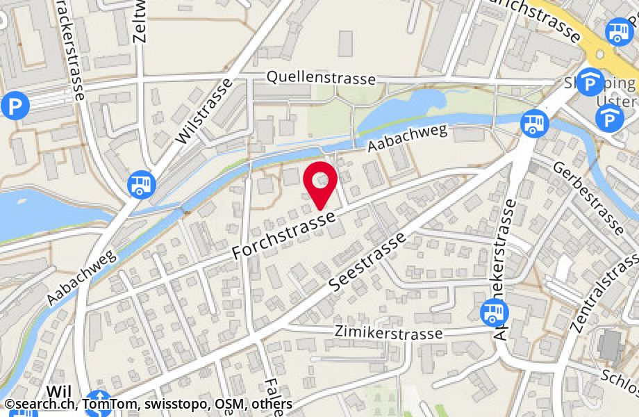 Forchstrasse 10, 8610 Uster