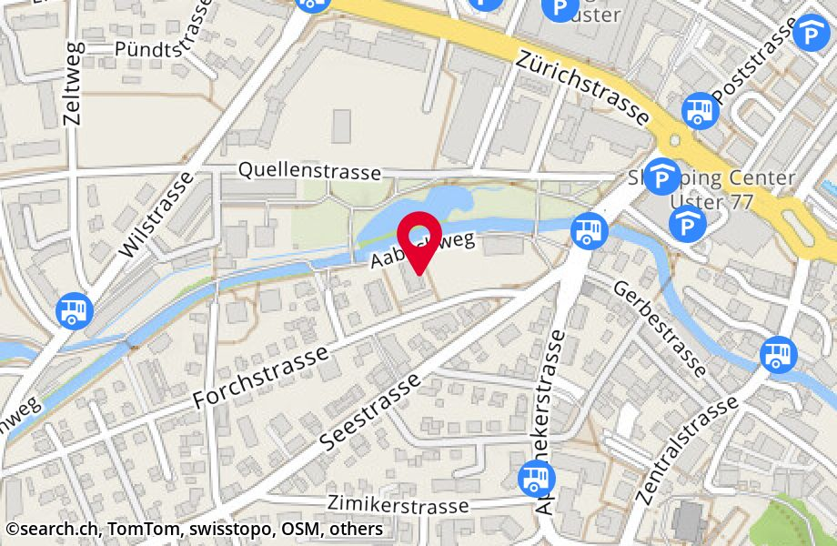 Forchstrasse 4A, 8610 Uster