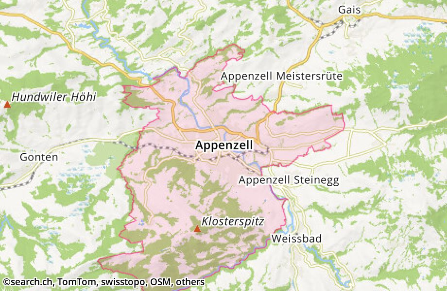 9050 Appenzell