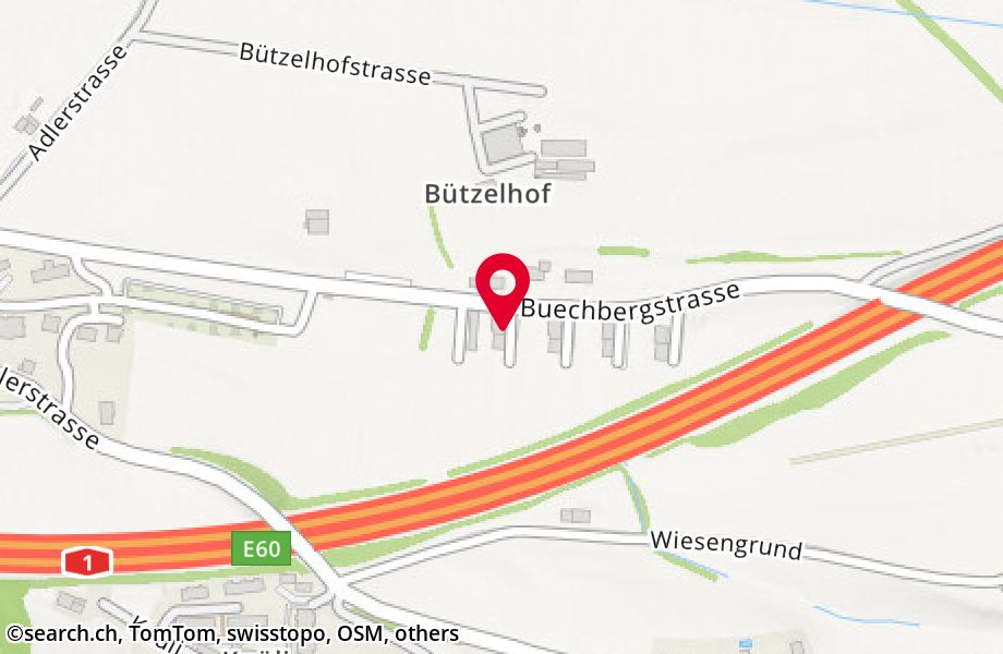 Buechbergstrasse 10a, 9422 Staad
